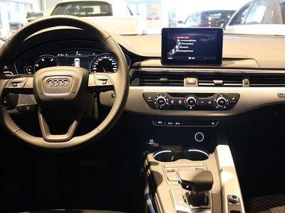 begagnad Audi A4 AVANT 2.0 TDI 190 HK Q STR