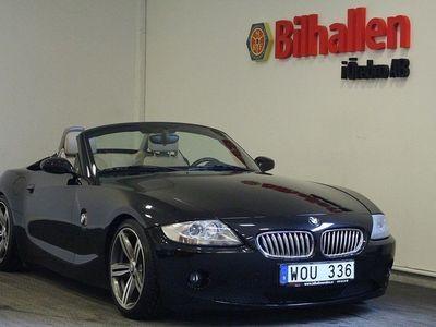 begagnad BMW Z4 3,0i 231hk Roadster *Cab