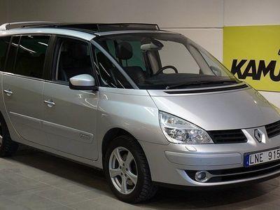 begagnad Renault Grand Espace 2.0 dCi 7-sits (150hk)