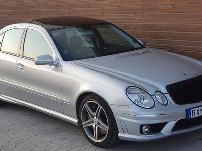 begagnad Mercedes E63 AMG Unik samma ägare i 10 år -07
