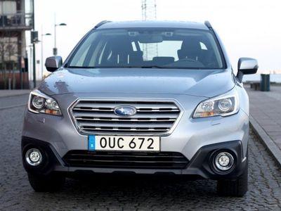 begagnad Subaru Outback 2,0 D Base 1400 mil -15