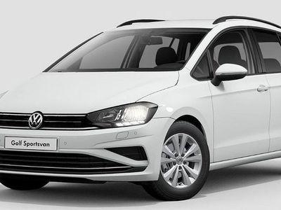 begagnad VW Golf Sportsvan SV 1,5 TSI 150 DSG7