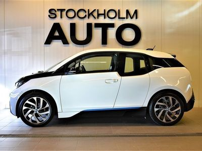 begagnad BMW i3 60 Ah Aut Läder Navi Backkamera 2016, Halvkombi 184 900 kr