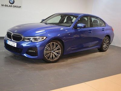 begagnad BMW 320 d xDrive Sedan/ M-Sport/ Winter/ Laserlight