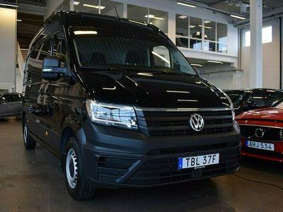 begagnad VW Crafter TDI 177 Aut Truckerpaket Värmare 2020, Transportbil Pris 449 900 kr