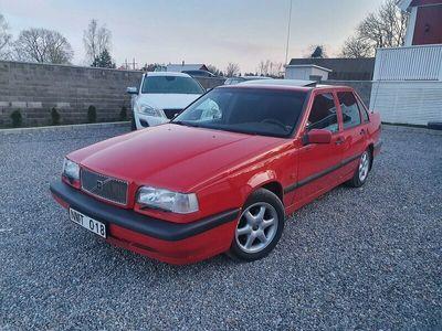 begagnad Volvo 850 Sedan Aut Endast 8920mil