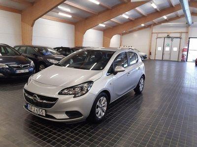 begagnad Opel Corsa 5-dörrar 1.4 Euro 6 90hk(M-värmare