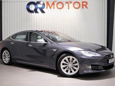 begagnad Tesla Model S 75D AWD AutoPilot Fri SuC