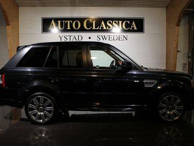 begagnad Land Rover Range Rover Sport Autobiography V8 * 510 HK *