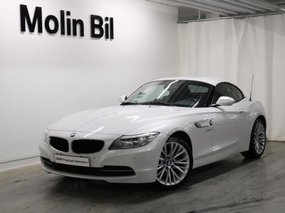 used BMW Z4 sDrive 18i