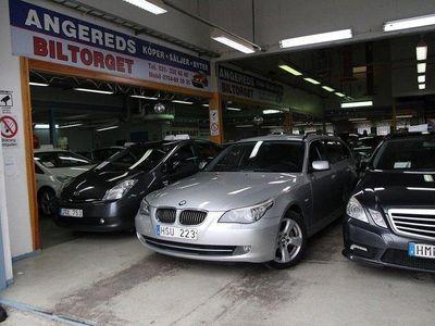 begagnad BMW 525 d xDrive Automat 197hk 0%Ränta