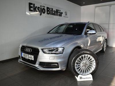 usata Audi A4 AVANT 2.0 TDI clean diesel 190Hk S-Line Sport Editio GPS Ränt