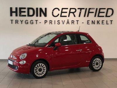 begagnad Fiat 500 1.2 Manuell 69hk