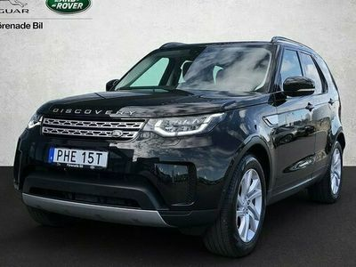 begagnad Land Rover Discovery HSE 3.0 SDV6 AWD Euro 6 7-sits 306hk