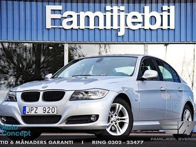 begagnad BMW 318 d Sedan Sedan, E90 (143hk) Kamkedja 6-Växlad Svensksåld