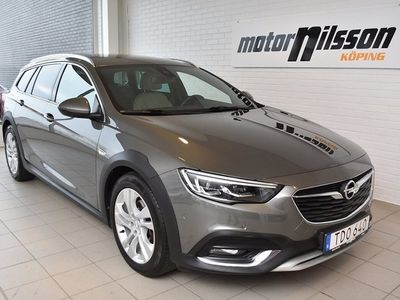begagnad Opel Insignia Country Tourer 2.0D 4x4 Aut 210