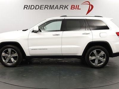 begagnad Jeep Grand Cherokee 3.0 CRD V6 AWD (250hk)