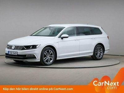 begagnad VW Passat TDI 190 Dsg 4m Gt SC Dragpkt Värmare