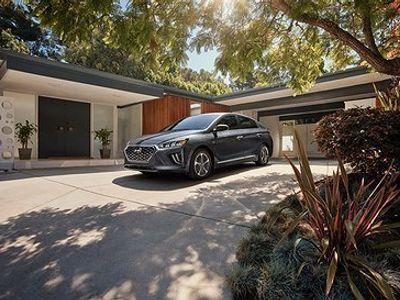 begagnad Hyundai Ioniq Electric Premium+ Demo