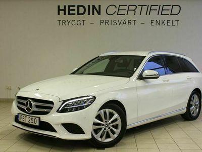 begagnad Mercedes C200 - BenzAvantgarde, SE - Edition, Dragkrok
