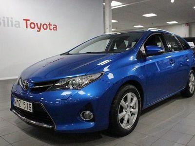 begagnad Toyota Auris 1.6 Touring Sport Active 3-års 2013, Halvkombi 124 900 kr