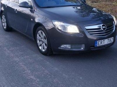 begagnad Opel Insignia SportsTourer 4x4 195hk
