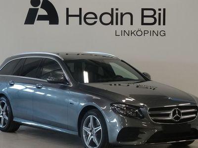 used Mercedes E300 AMG Minnespaket Multibeam 360-graders kamera