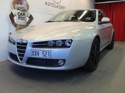 begagnad Alfa Romeo 159 Sportwagon 1.9 JTDM 8V NYBES 120hk