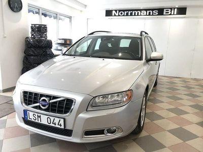 begagnad Volvo V70 D2 Kinetic/Drag/Nybes/115hk