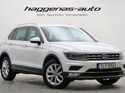begagnad VW Tiguan 2.0 TSI 4M Executive 2017, SUV 229 000 kr