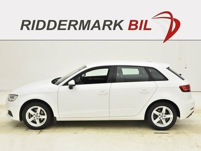 gebraucht Audi A3 Sportback 1.4 TFSI 150hk NAVI MOMS -17