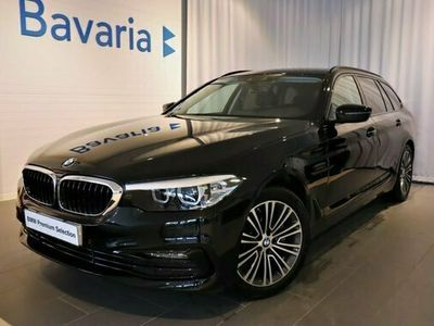 begagnad BMW 520 d xDrive Touring Sport line Dragkrok Dieselvärmare