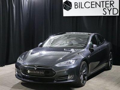 begagnad Tesla Model S P85D Single Speed 772hk