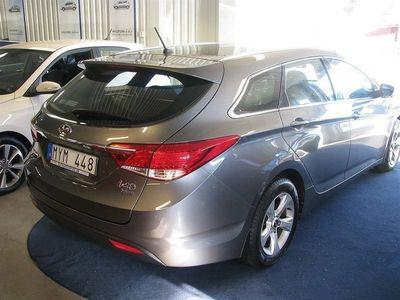 begagnad Hyundai i40 Combi 1,7 Crdi Select
