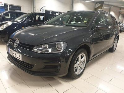 begagnad VW Golf 1.6 TDI BlueMotion Technology