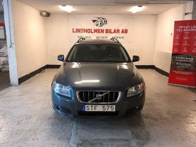 begagnad Volvo V70 D5 Momentum 185hk