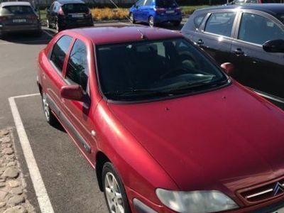 brugt Citroën Xsara besiktigad/skattad/påställd -00