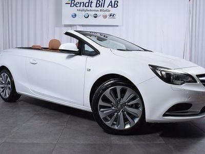 begagnad Opel Cascada 1,6 Turbo / Aut / Nav / Läder