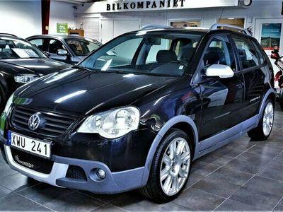 begagnad VW Polo Cross 1.4 75hk,Servad,Bes,