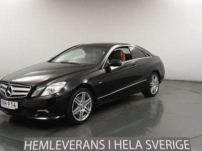 begagnad Mercedes E350 E BenzCoupé | Avantgarde | Panorama Navi 2010, Sportkupé 169 900 kr