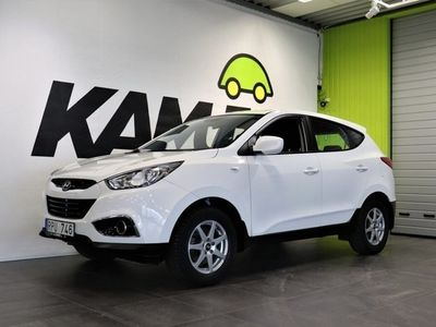 begagnad Hyundai ix35 1.6 GDI Manuell, 135hk, 2013