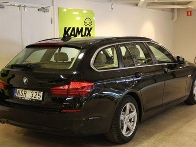begagnad BMW 520 D X-Drive Comfort Edition Drag
