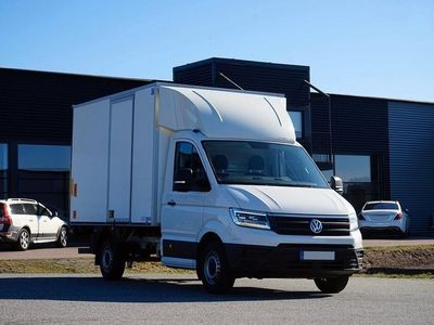 begagnad VW Crafter Chassi 35 177hk Automat / OBS SPEC! /