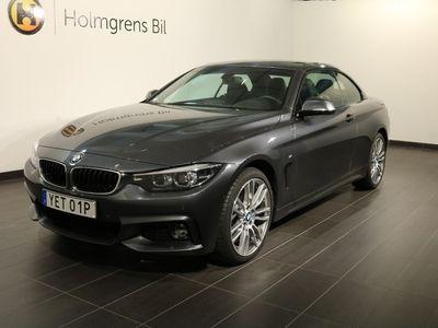 "begagnad BMW 430 i xDrive Cabrio M-Sport Navi 19"""