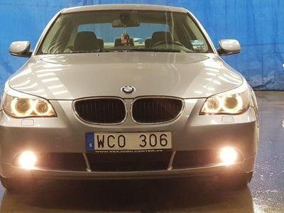 begagnad BMW 520 i Sedan Manuell, 170hk,