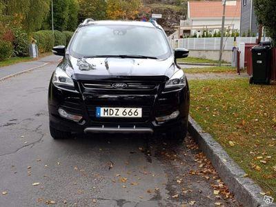brugt Ford Kuga 2.0 TDCi 180hk AWD TITANIUMÅ -16