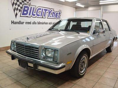 begagnad Buick Skylark Limited V6 2.8L Aut 1983 Avbeta
