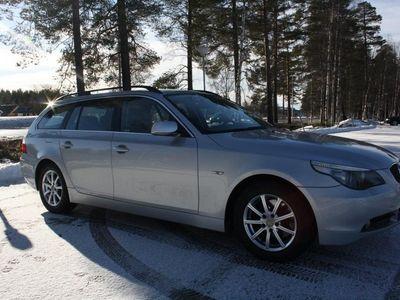 begagnad BMW 523 i Touring Skinn Drag 18000Mil