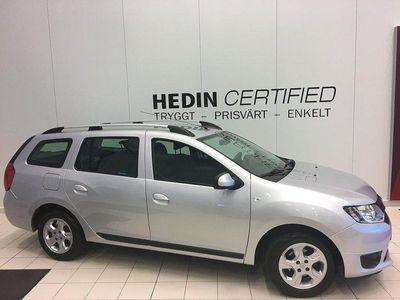 begagnad Dacia Logan MCV 0,9 TCe 90HK (Bensin) V-hjul