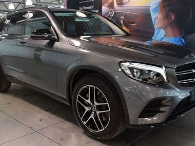 used Mercedes GLC220 D 4MATIC SUV